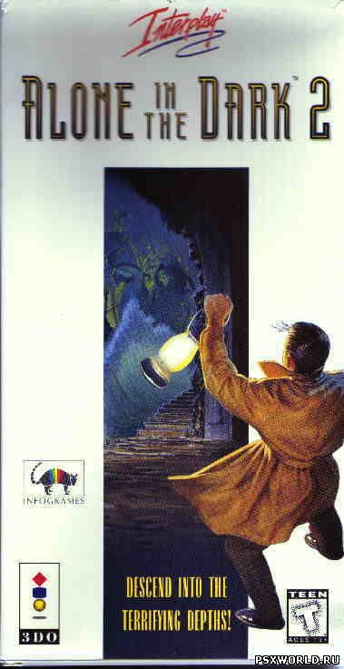 (3DO) Alone in the Dark 2 (ENG/USA)