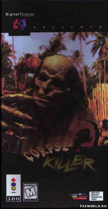 (3DO) Corpse Killer (ENG/USA)