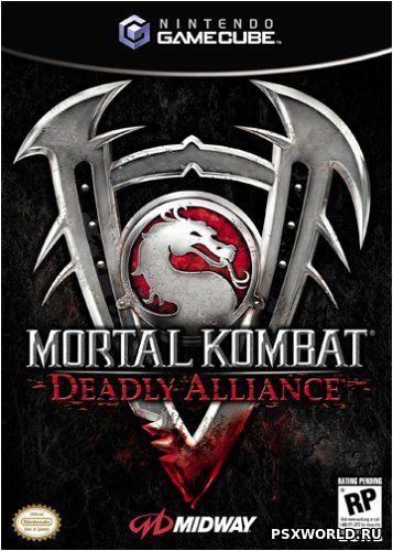 Mortal Kombat Deadly Alliance NTSC