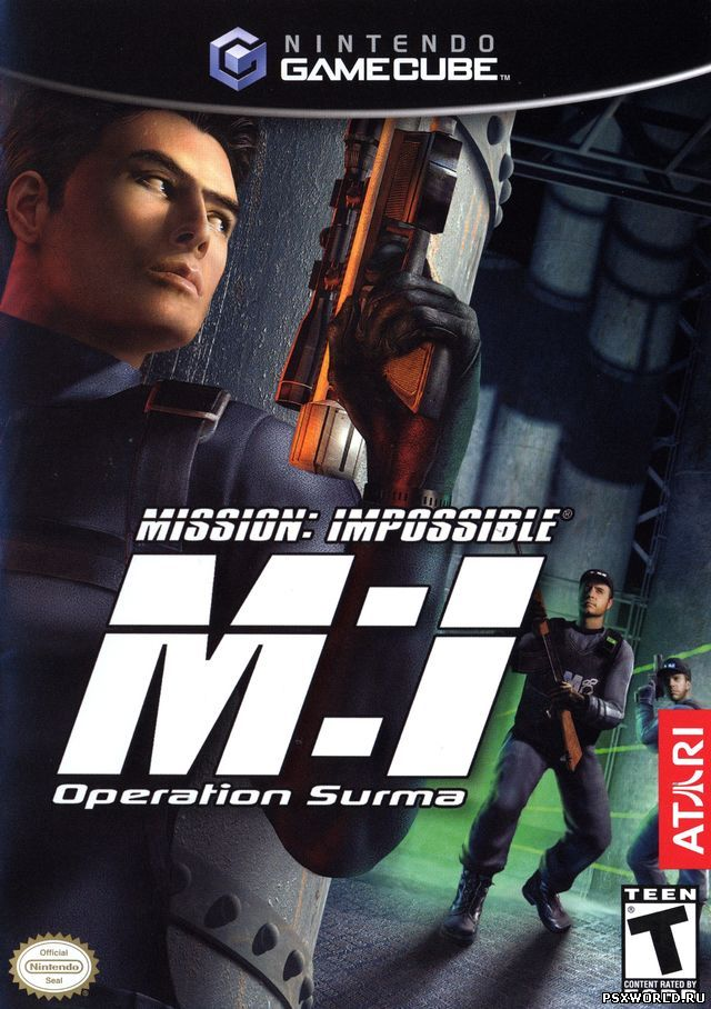 Mission imposible NTSC