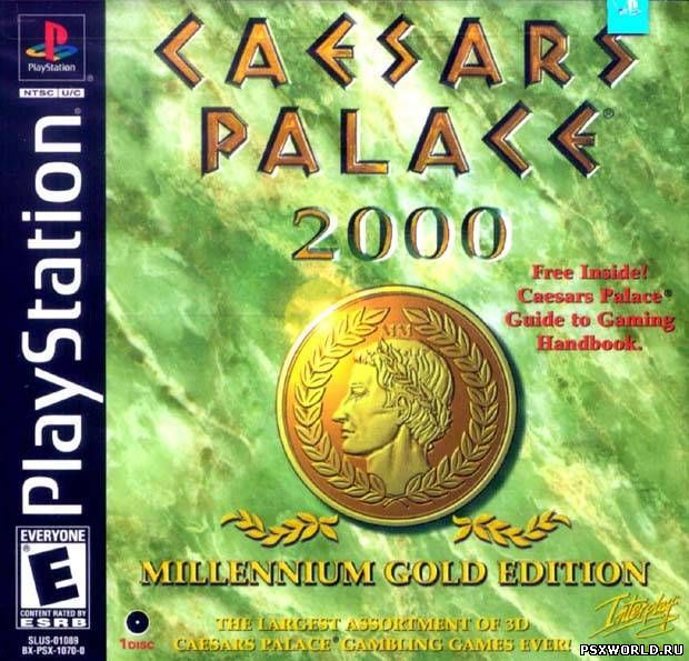 (PS) Caesars Palace 2000 (ENG/NTSC)