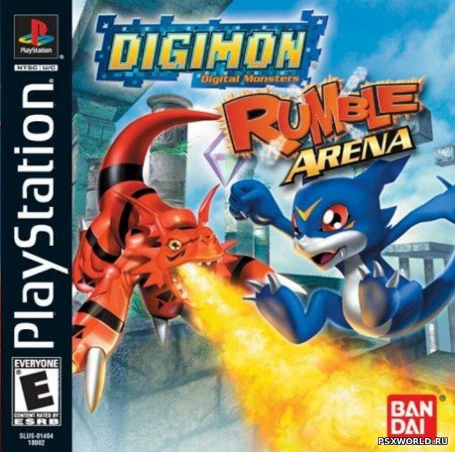 Digimon arena