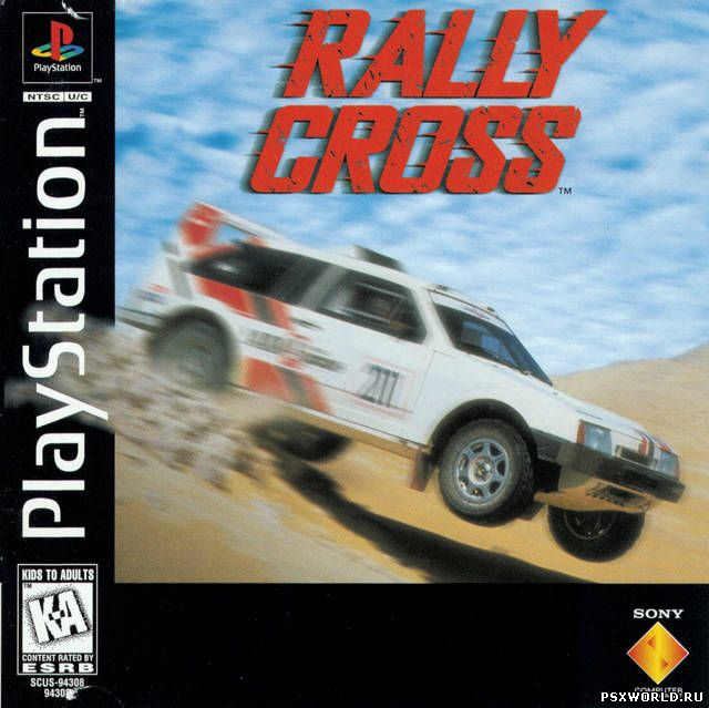 (PS) Rally Cross (ENG/NTSC)