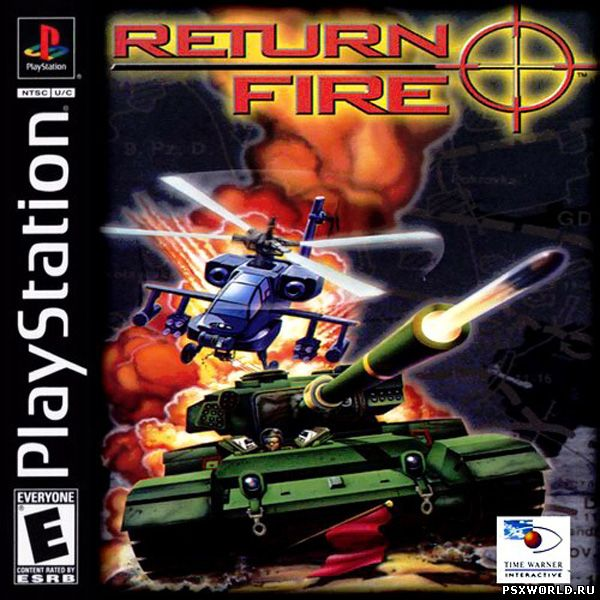 Return Fire NTSC