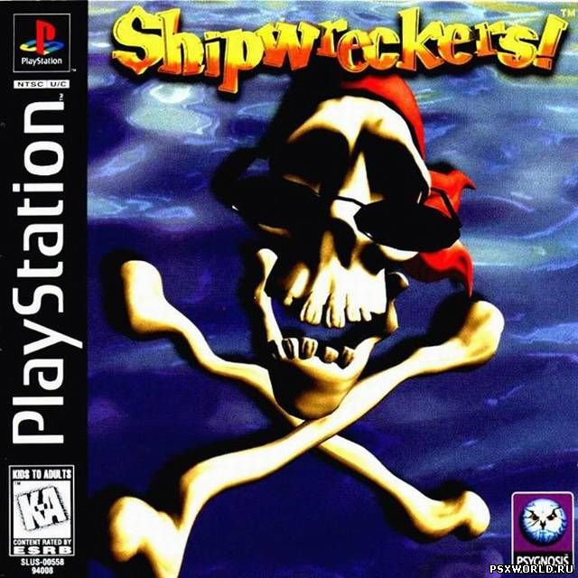 (PS) Shipwreckers! (Overboard!) (RUS/NTSC)