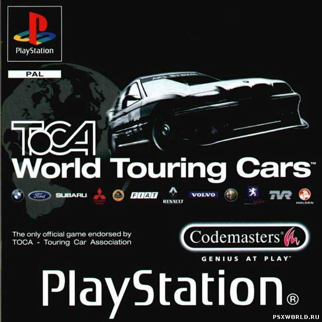 Toca - World Touring Cars