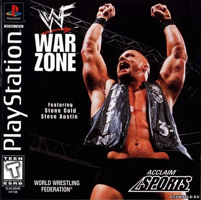 (PS) WWF War Zone (ENG/NTSC)