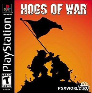 (PS) Hogs of War (ENG/NTSC)
