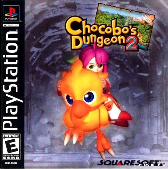 Chocobo Dungeon 2
