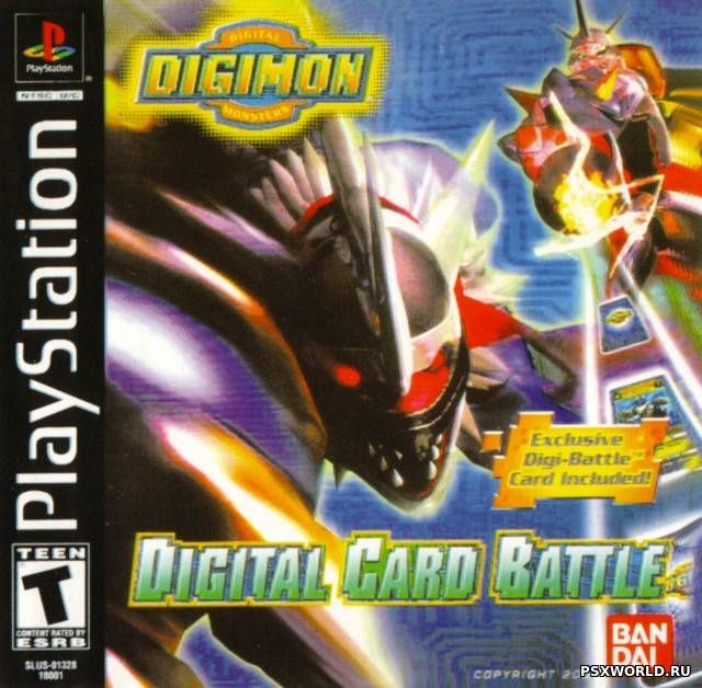 Digimon Card