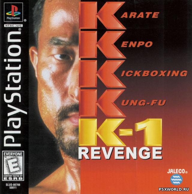 (PS) K-1 Revenge (ENG/NTSC)