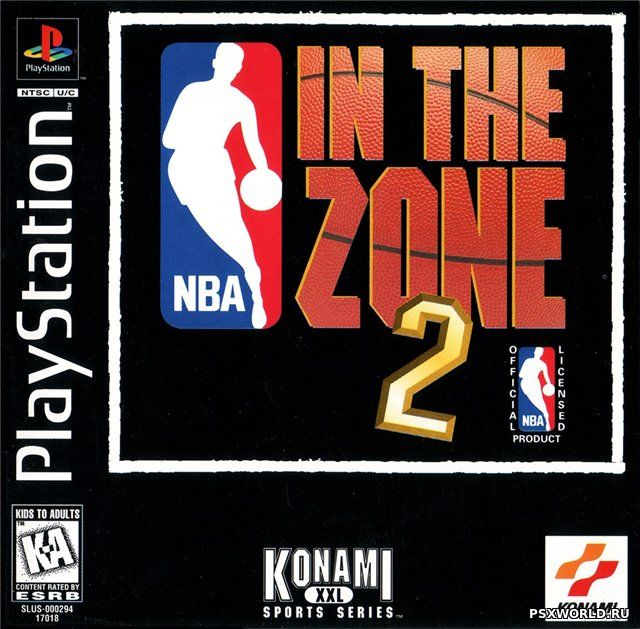 (PS) NBA In The Zone 2 (ENG/NTSC)