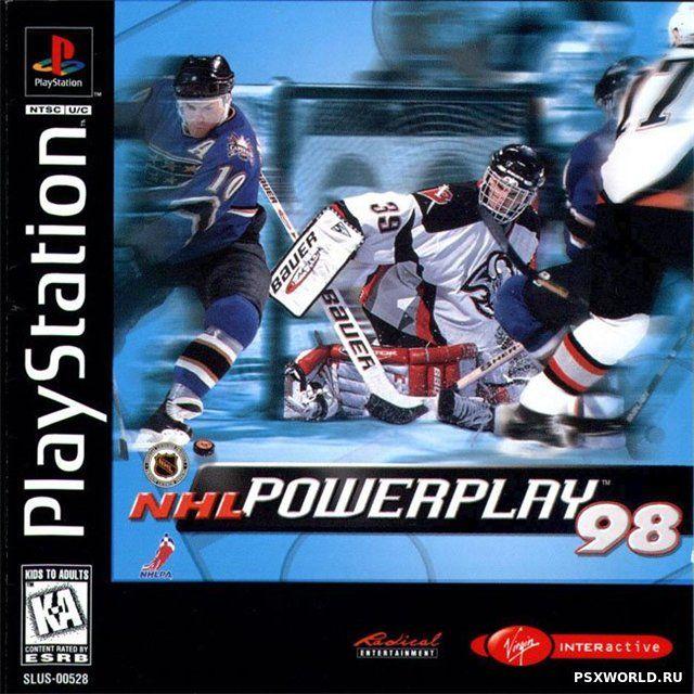 (PS) NHL Powerplay '98 (ENG/NTSC)