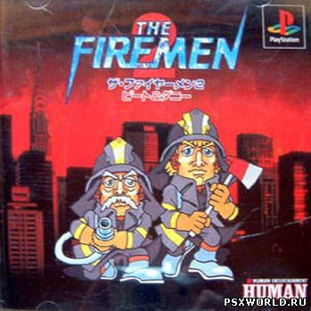 (PS) Firemen 2: Pete & Danny, The (JAP/NTSC-J)