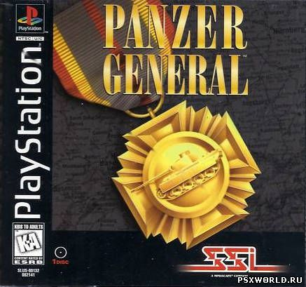 (PS) Panzer General (ENG/NTSC)