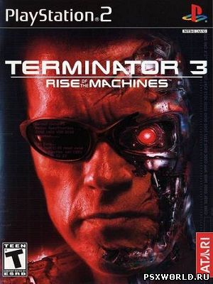 (PS2) Terminator 3: Rise of the Machines (ENG/NTSC)