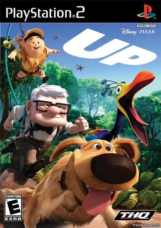 (PS2) Up (RUSsound/ENG/NTSC)