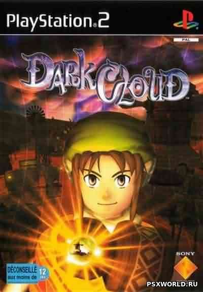 Dark Cloud PAL