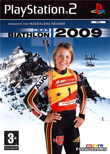 (PS2) RTL Biathlon 2009 (RUS/ENG/PAL)
