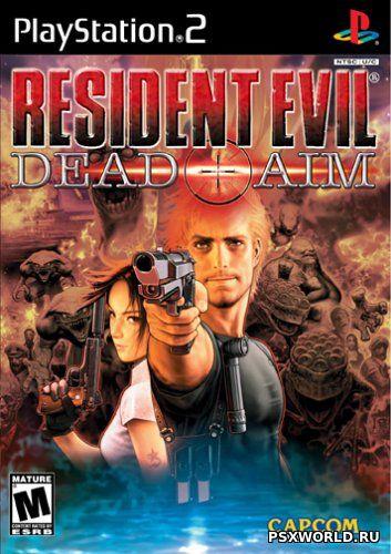 Resident Evil: Dead Aim NTSC