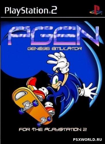 Эмулятор Sega PGEN