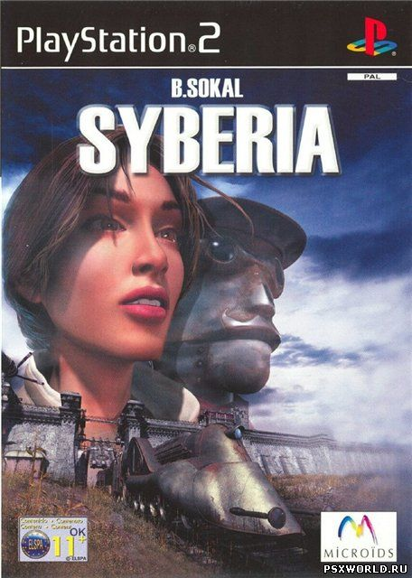 (PS2) Syberia (RUSSOUND/PAL)