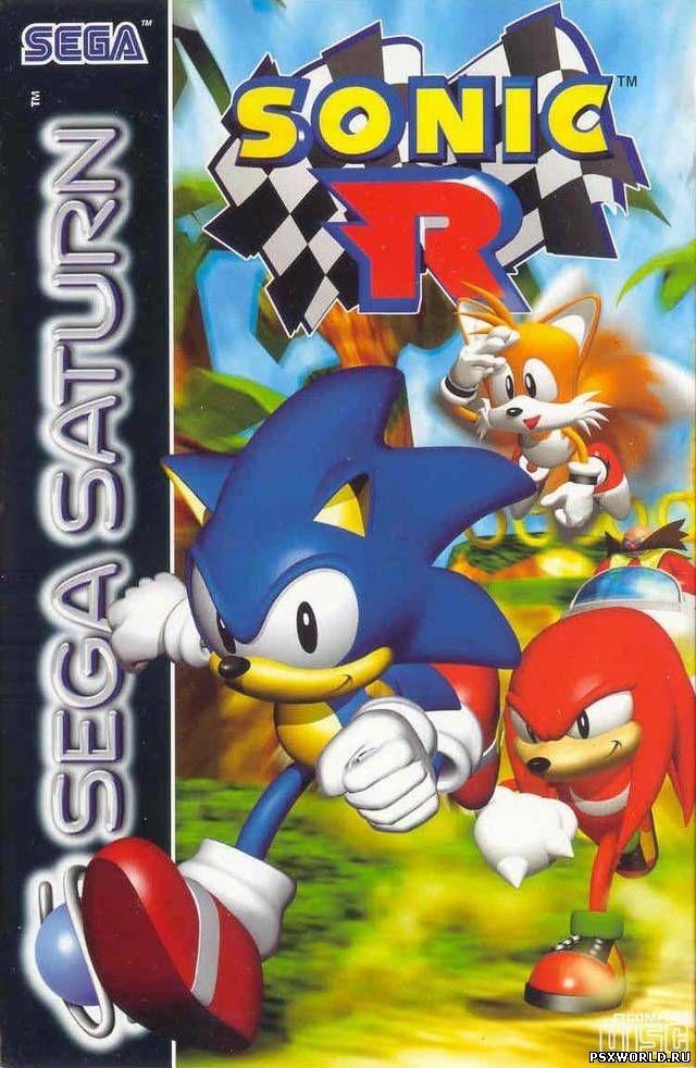 (SS) Sonic R (ENG/PAL)
