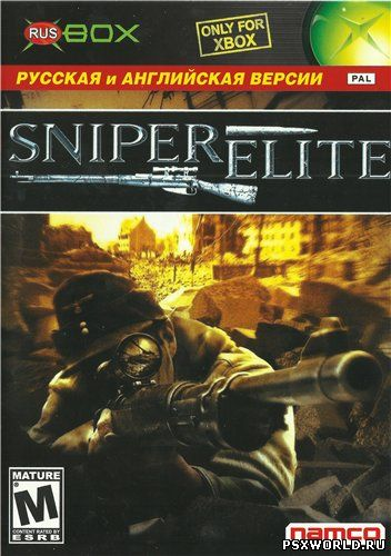 (XBOX) Sniper Elite (RUS/ENG/MIX)